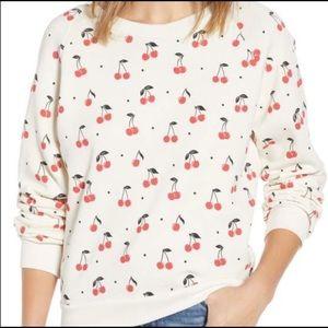 Wildfox Cherry Sweatshirt